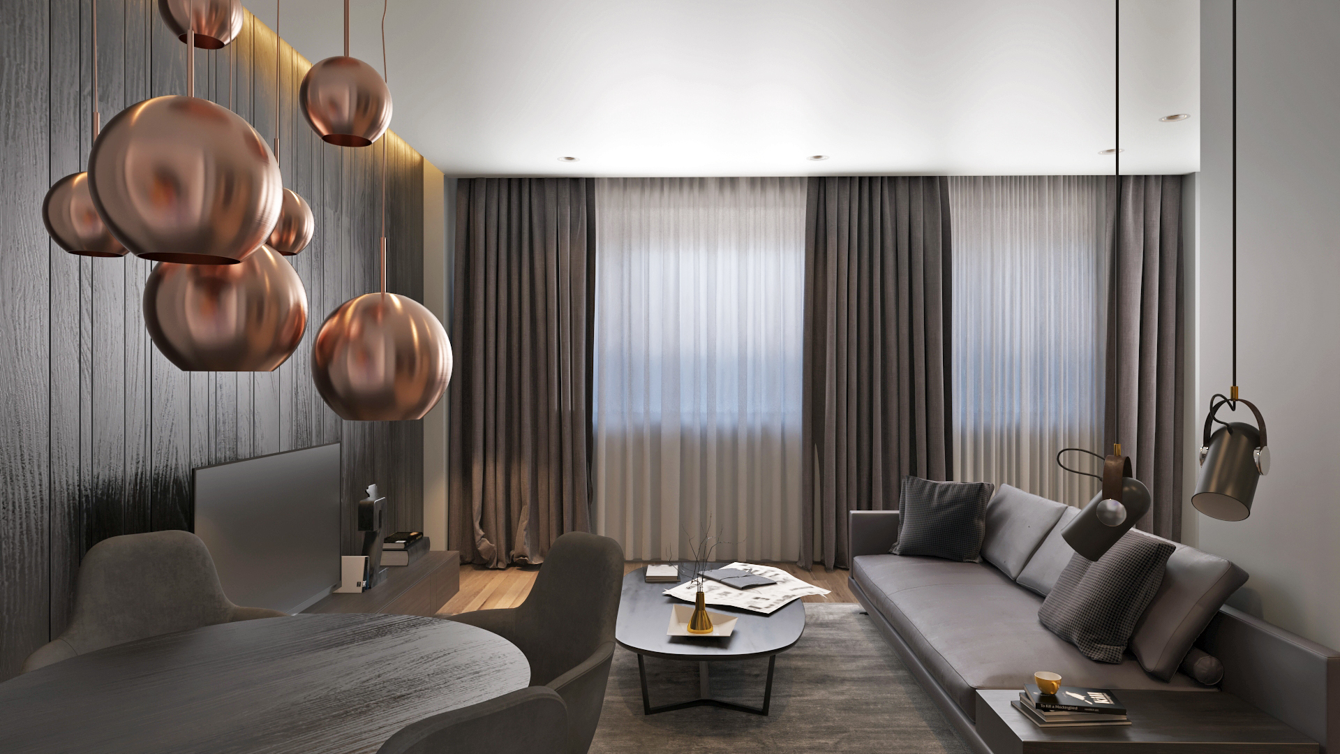 2c2-apartament cu 2 camere cochet